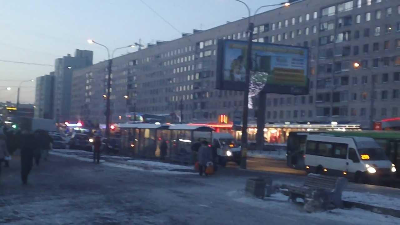 гражданский проспект фото метро