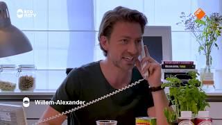 Koningsdienst van Waarde: waar blijven die pizza's?