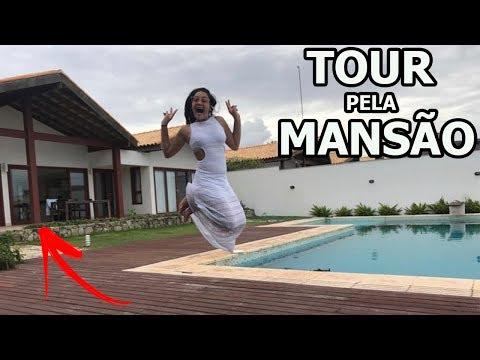TOUR PELA MINHA MANSÃO - Lorrayne Oliveira