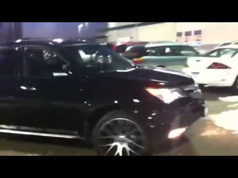 """Namgyal new Mdx on 22""""s brought fresh from the Acura dealer - YouTube"""