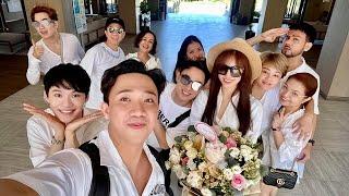 Toàn cảnh biệt thự siêu đẹp dành cho vợ chồng Trấn Thành - Hariwon tại resort MELIA HỒ TRÀM