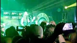 "Black Label Society ""Parade Of The Dead"" in Nashville"