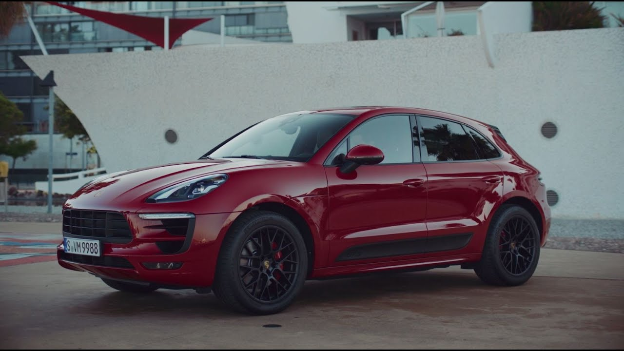 The New Macan Gts Sports Exhaust System Youtube