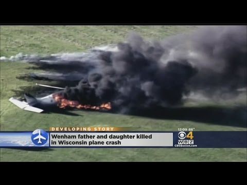 Wenham Father, Daughter Killed In Wisconsin Plane Crash