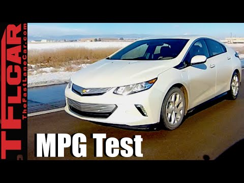 2016 Chevy Volt Mpg Real World Review The Stealth Electric Car