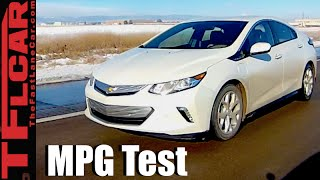2016 Chevy Volt MPG Real World Review: The Stealth Electric Car
