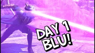 FFXIV - I'm BLU... Mage