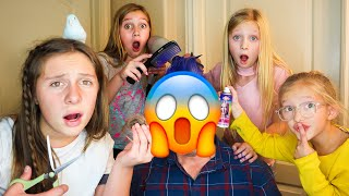 We Played a Prank on Dad and COLORED HIS HAIR BLUE. (We've never seen him this MAD!!)