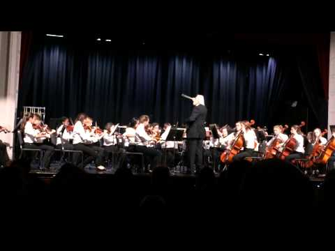 Spring by Vivaldi arr Richard Meyer - Swanson Middle School Orchestra