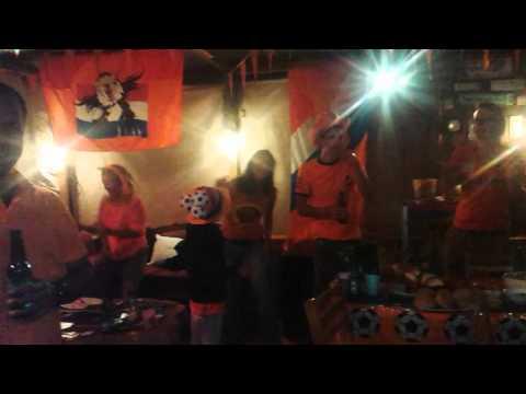 Timau Dutchies2 - Netherlands 3 - Australia 2 Fifa World Cup 2014