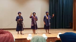 'Aine Vairi Sodhne Jaroor Bandya' Kavishri by Fauj Of BBSBEC !!