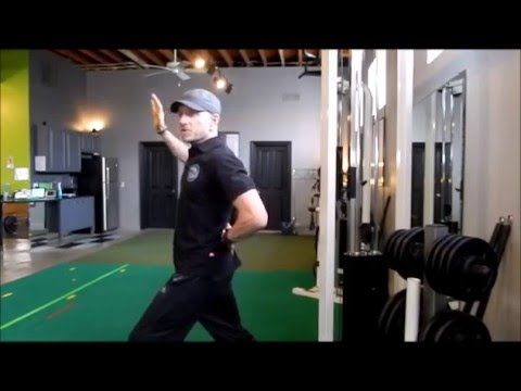 Two Most Important Upper Body Golf Stretches
