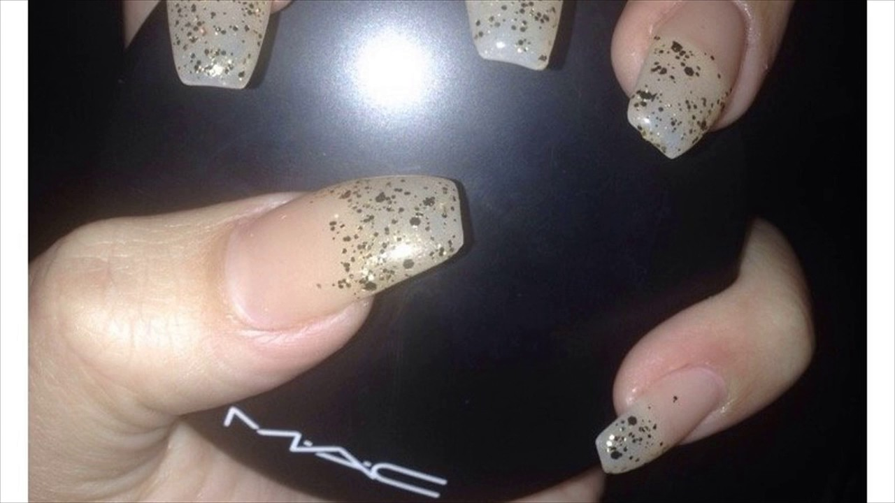 Winter 2016-2017 Nail Trends - YouTube