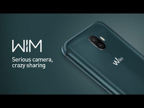 Wiko - WIM: Serious camera, crazy sharing