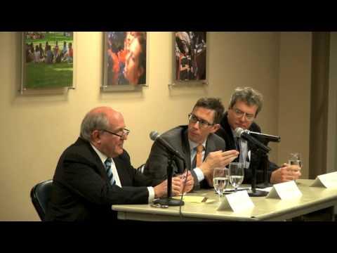 "Janus Forum Debate: ""Economic Inequality: Causes and Consequences"""