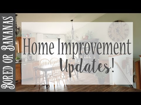 Home Updates & Tour: New Floors and Layout!