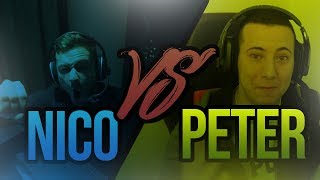 NICO VS PETER   Crewzember