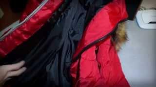 Посылка номер 2. Aliexpress. ШИКАРНЫЙ обзор женской куртки :-))