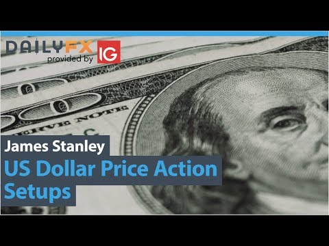 US Dollar Price Action Setups In EUR/USD, GBP/USD, USD/CAD, AUD/USD
