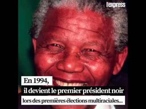 L'Afrique du Sud célèbre le centenaire de la naissance de Nelson Mandela
