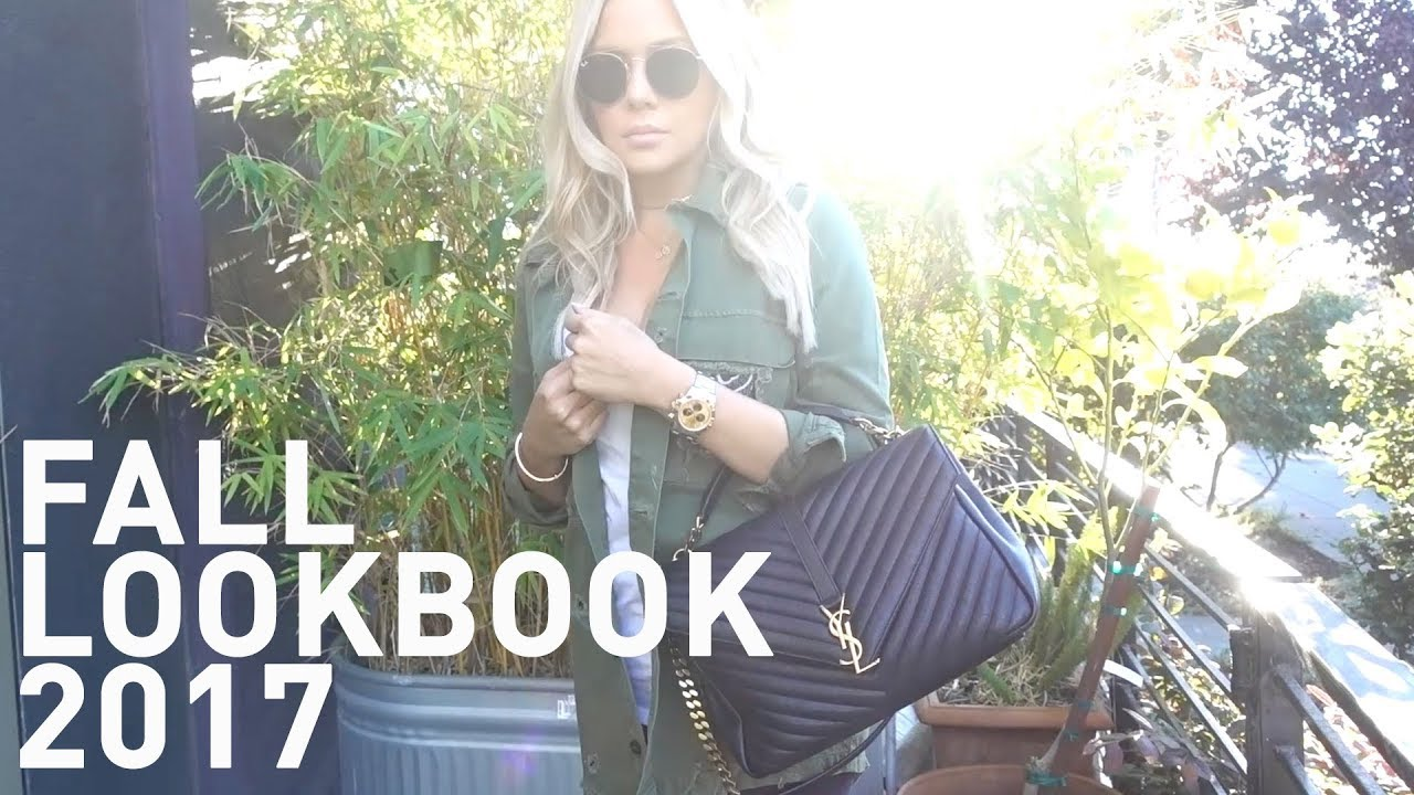 [VIDEO] - Fall Lookbook 2017 - All My Favorite Outfits 7