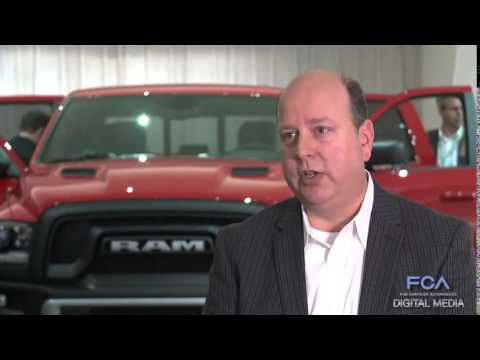 Overview of the 2015 Ram 1500 Rebel*Chicago Auto Show 2015.