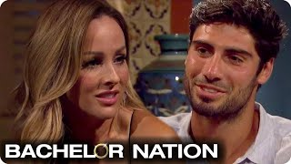 Brandon Reveals Truth About Why He's Here | The Bachelorette