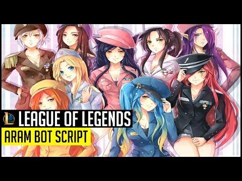 League Of Legends Auto-Leveling Script - YouTube