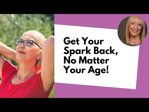 Is Aging Stealing Your Life's Spark? Here's How to Light it Again!