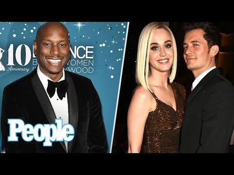 Katy Perry & Orlando Bloom's Separation, Plus Tyrese Gibson'