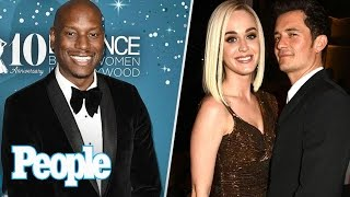 Katy Perry & Orlando Bloom's Separation, Plus Tyrese Gibson's Secret Marriage | People NOW | People
