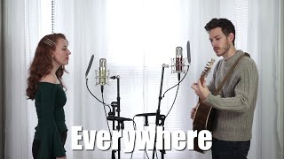 Everywhere - (Fleetwood Mac) Acoustic Cover by The Running Mates