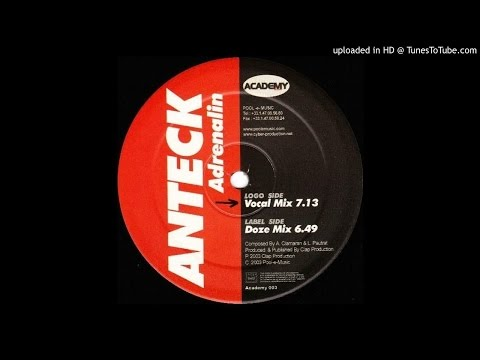 Anteck ‎- Adrenalin (Vocal Mix)