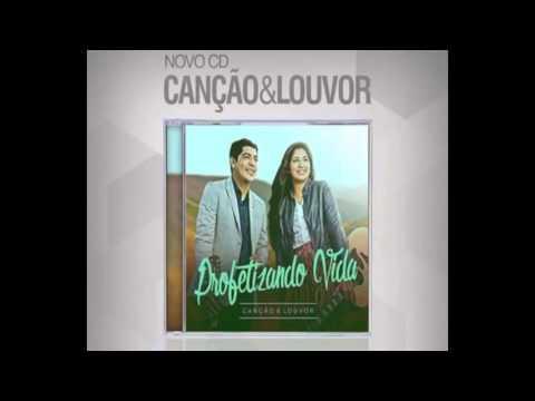 Canção e Louvor - Dependente - CD Profetizando Vida 2015 ! Musica e Letra !