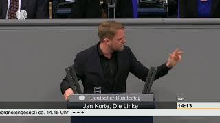 Jan Korte, DIE LINKE: Statt Diätenerhöhung eine wirkliche Reform des Abgeordnetenrechts
