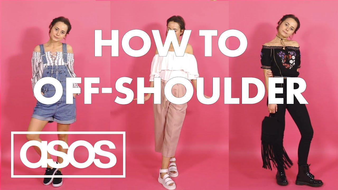 HOW TO Off-Shoulder-Teile tragen, ohne nach Flamenco auszusehen ...
