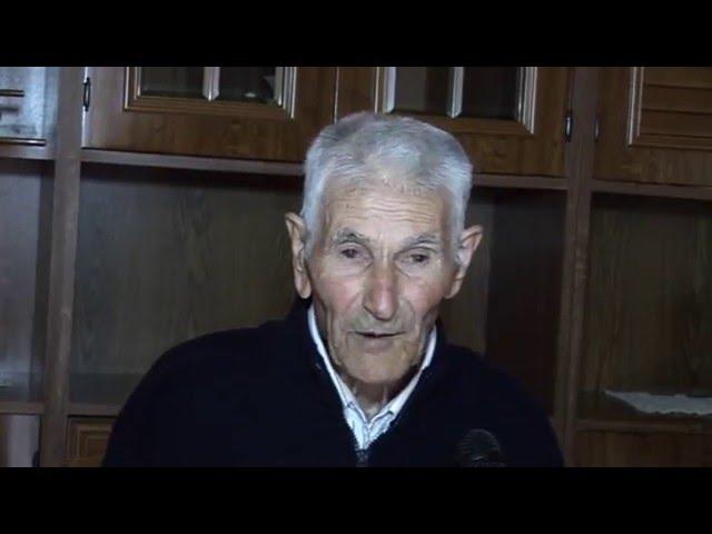 Gambatesa: intervista integrale a zio Nandin