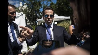 Scaramucci Lashes Out at Coworkers In Profanity Laden Rant