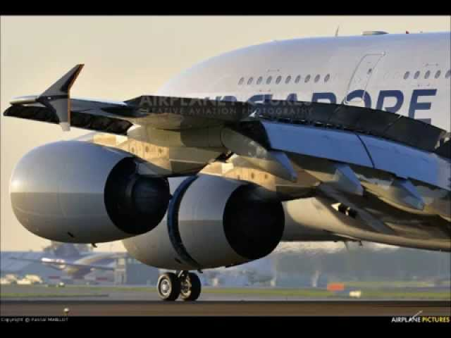Emirates A380 VS Singapore Airlines A380 VS Malaysia Airlines A380 Travel Video
