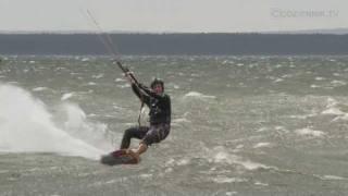 bez komentarza - kitesurfing Chałupy