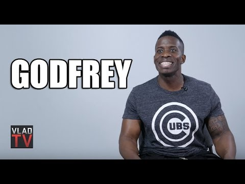 "Godfrey: Sammy Sosa Looks Like an ""Albino Gorilla"" After Skin Lightening (Part 1)"