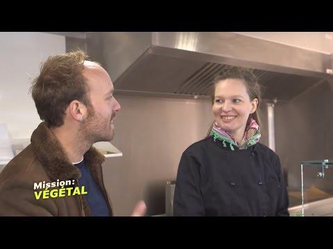 PAULETTE IN THE TRUCK - vegan food truck - Paris - télévision