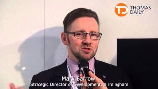 Mark Barrow on city changes in Birmingham