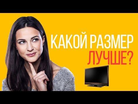 0 - Відстань від телевізора в залежності від діагоналі