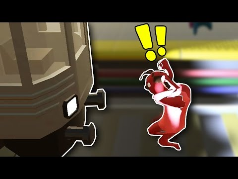 Thumbnail: BIG RED DADDY!! | Gang Beasts w/ Jack, Ken, Felix