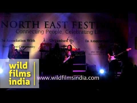 Vinyl Record at NEF 2014 - IGNCA ground, Delhi