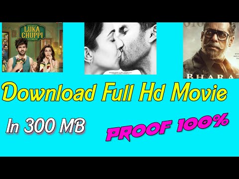 How To Download Any Movie In 300mb  Koi Bhi Hd Movie 300mb Me Kaise Download Kare Hindi Tutorial