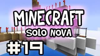 Minecraft Solo: Air Canada Down Survival - Burned Out w/ Nova Ep.19 (Singleplayer Survival)