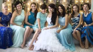 Свадьба в морском стиле Насти и Вани