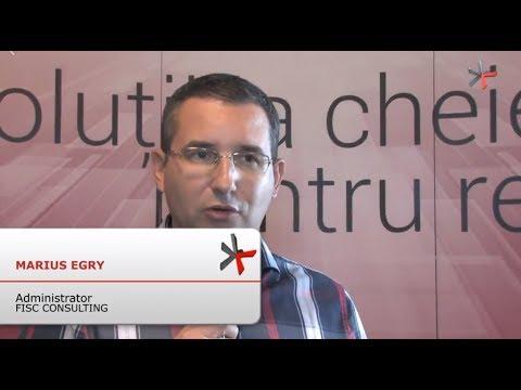 Interviu cu Marius Egry, administrator Fisc Consulting, la Intalnirea Partenerilor Magister 2017